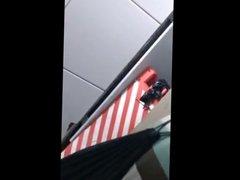 Caught - vidz At the  super bus station (Public WC)