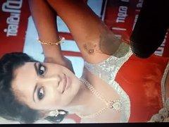 Cum tribute vidz to Amala  super Paul's armpit
