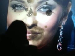 Aishwarya Rai vidz Cum Tribute  super CUMpilation