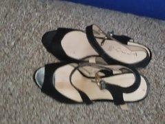 Cum on vidz black heels