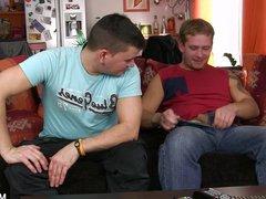 Hot doggy-banging vidz from his  super gay boyfriend