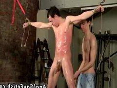 Gay bondage vidz blowjob movie  super hot free dads