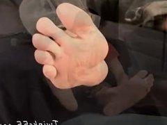 Gay guys vidz sucking and  super licking doctors feet