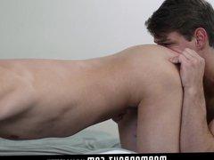 MormonBoyz-Mormon roommates vidz give in  super to temptation of anal se