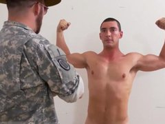 Lick military vidz boots and  super hot gay military
