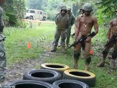 Hot military vidz gay blowjob  super with semen movie