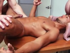 Gay guys vidz sucking and  super jacking off till they