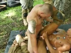 Naked in vidz army test  super hot gay studs Jungle