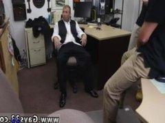 Gays anal vidz sex in  super office sweaty stories