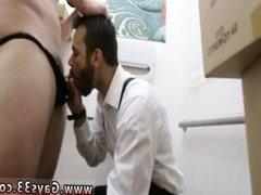 Men drink vidz cum from  super glass gay Sucking Dick