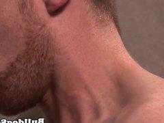 Twink slut vidz cumdrops while  super pounded w bigcock