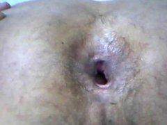 nice hairy vidz asshole gaping  super wide