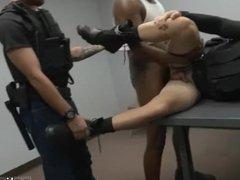 Cop made vidz teenage boy  super masturbate and hard