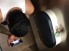 bathroom spying vidz pt1