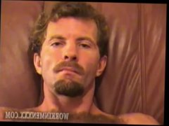 Homemade Video vidz of Mature  super Amateur Rick Jacking Off
