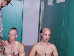 Gay army vidz fuck stories  super Good Anal Training