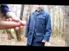 Paja en vidz el bosque  super y el viejo mira