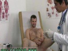 Frat boys vidz medical exams  super gay first time I