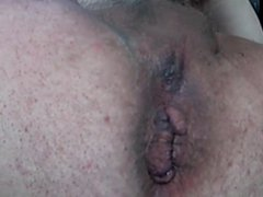 Mainly wanking, vidz some gaping  super - and two cumshots