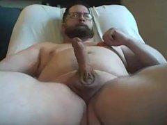 submissive chub vidz exposed edging  super and cumming