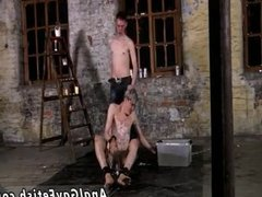 Free male vidz bondage movies  super gay first time His