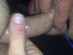 Piss filled vidz condom