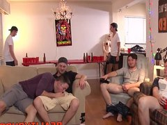 Blowjobs and vidz barebacking with  super hot ass students at the dorm