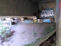 more nudity vidz under the  super bridge