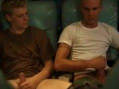 Top secret vidz foursome in  super the teach - Gay Ass Movies.mp4