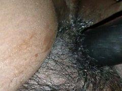 Wet and vidz Hairy