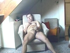 German Gay vidz Wichsshow Cum