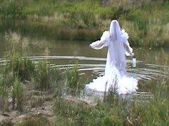 organza wed vidz gown swim