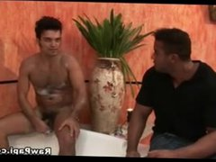 Horny Latinos vidz Fucking Anal  super in the Bathroom