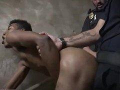 Cops anal vidz fuck male  super hot gay cum eating