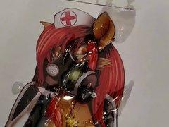 SoP - vidz Rubber Furry  super Nurse