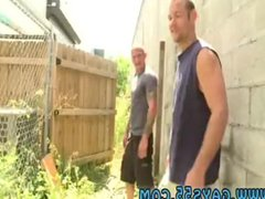 Teen gay vidz porn in  super public showers and boys