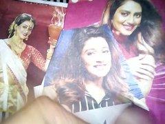 3some with vidz Nusrat ,  super Sayantika ,Raima