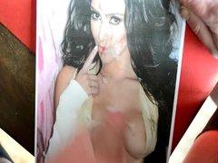 Cum tribute vidz for slutty  super Kim Kardashian