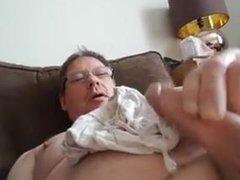 Huge cumshot vidz on panties