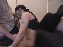 Straight Boy vidz Enrique Gives  super Vinnie A Blowjob