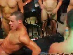 Gay boys vidz hardcore sex  super party cumming on Come