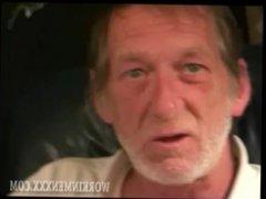 Homemade Video vidz of Mature  super Amateur Ron Jacking Off