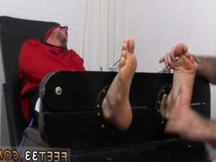 Teen gay vidz sex and  super lube His feet are so