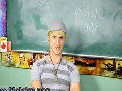 Gay anal vidz massage movie  super xxx Steffen Van is