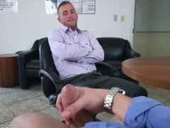Gay man vidz cum on  super young boy Keeping The Boss