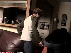 Four twinks vidz can not  super stop spanking each others smooth butts