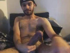 GUY WITH vidz HUGE COCK  super CUMS A LOT AGAIN!