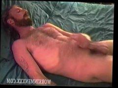 Mature Amateur vidz Jacks Off  super For The Camera and Cums