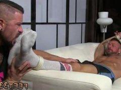 Hot white vidz gay foot  super porn and leggings emo bulge movietures Dolf's Foot Sex