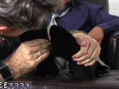 Young boy vidz with feet  super fetish and fat legs latino gay Jake Torres Gets Foot